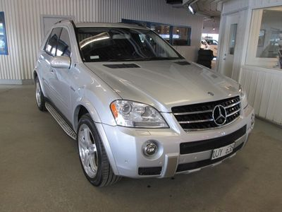 begagnad Mercedes ML63 AMG M-KlassAMG 4MATIC