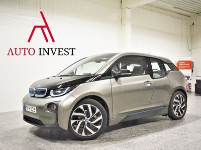 begagnad BMW i3 94 Ah REX Automat Comfort Advanced Euro 6 170hk