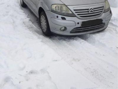 gebraucht Citroën C3 Reservdelsbil -03