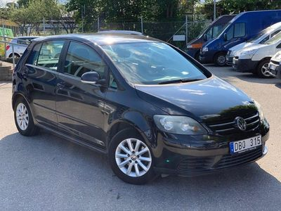 begagnad VW Golf Plus TSI 140