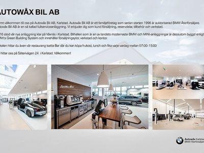 begagnad BMW X5 xDrive40d / M Sport / Navi / Drag