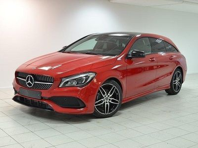 begagnad Mercedes CLA180 Shooting Brake Fleet/Privatleasing
