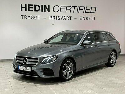 begagnad Mercedes E220 d 4MATIC 9G-Tronic, AMG-LINE 194hk, 2019