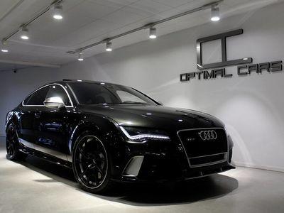 begagnad Audi RS7 4.0TFSi ABT 660HK+ Night-Vision