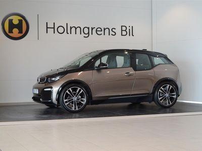 begagnad BMW i3 s 120Ah Charged - Demo 2019, Halvkombi 349 500 kr