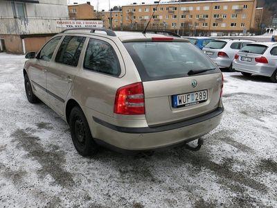 begagnad Skoda Octavia 2,0 FSI (150hk) 4X4 Drag