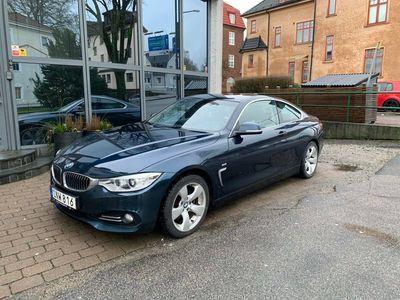 begagnad BMW 428 i Coupé Luxury Line 245hk