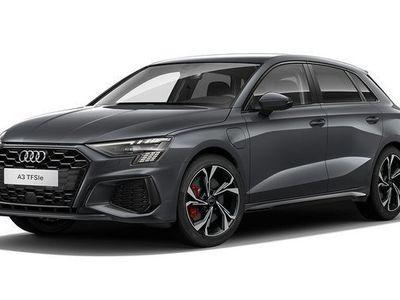 begagnad Audi A3 Sportback 45 TFSIe Laddhybrid S-tronic S-line 2021, Halvkombi Pris 475 000 kr