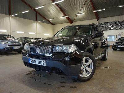 begagnad BMW 218 X3 4x4 AUTOMAT 2,5 SIHK