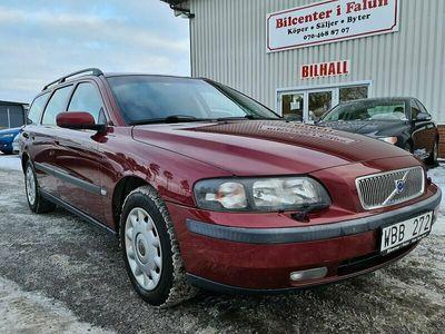 begagnad Volvo V70 2.4/Business/170hk/Dragkrok/0:-KONT/