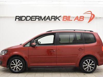 begagnad VW Touran 1.4 TSI 7-SITS PANO 2014, SUV 154 900 kr