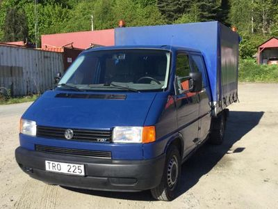 usado VW Transporter T4 2.5 TDI Pickup (88hk)