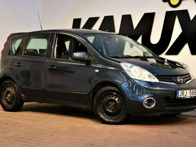 begagnad Nissan Note 1.5 dCI DPF 90 hk