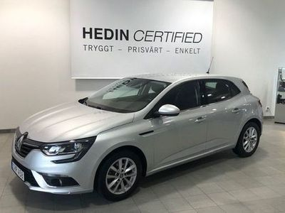 begagnad Renault Mégane 1,2 TCE Manuell