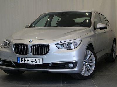 begagnad BMW 535 Gran Turismo d xDrive GT dA Luxury Line 313hk