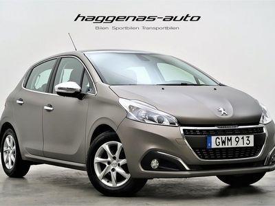 begagnad Peugeot 208 1.2 VTi Active Style / NAVI / Pan