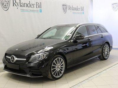 begagnad Mercedes C200 4MATIC Kombi SE-Edition -19