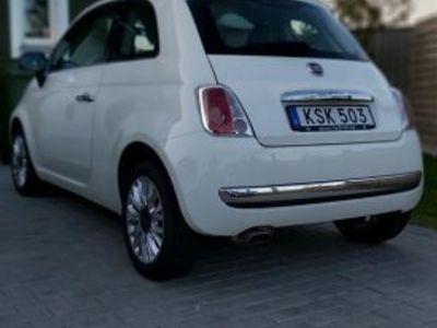 begagnad Fiat 500 i toppskick säljes -15