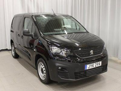 begagnad Peugeot Partner L1 1.5 BlueHDi Euro 6 102hk