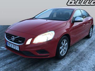 używany Volvo S60 D5 R-Design manuell -12