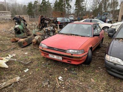 begagnad Toyota Corolla Sedan