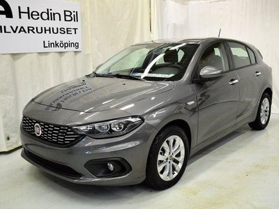 used Fiat Tipo 5-D 1.6 E-TORQ AT6 LOUNGE 2018 OCF Q4 2018, Personbil 159 900 kr