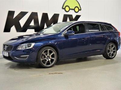 begagnad Volvo V60 D4 AWD | Ocean Race BE | S&V-Hjul (181hk)
