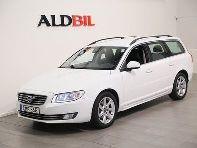 second-hand Volvo V70 D4 181hk AWD Momentum BE