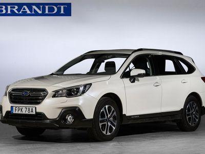 begagnad Subaru Outback 2.5 4WD 175 HK Lineartronic