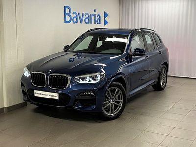 begagnad BMW X3 xDrive20d 20d xDrive M-Sport Värmare Nav Drag Nypris 622 300 Kr