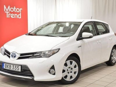 begagnad Toyota Auris 1,8 Hybrid 5D Executive Vinterdä