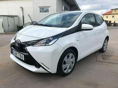 begagnad Toyota Aygo 5-dörrar 1.0 VVT-i Euro 6/4800 mil