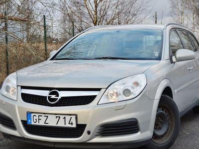 begagnad Opel Vectra 1,9CDTI 150hk Nybes Drag Helskinn