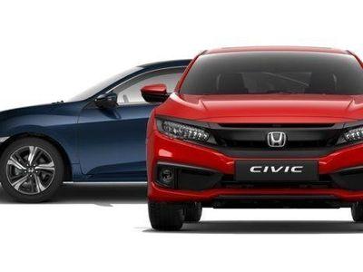 begagnad Honda Civic 1.5 Executive Premium 4D 182HK