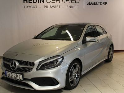 begagnad Mercedes A180 D