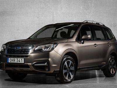 begagnad Subaru Forester 2.0 4WD Lineartronic 2016, Kombi 219 500 kr