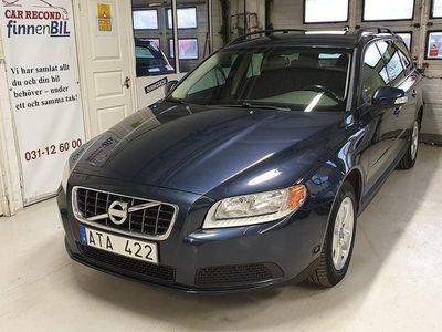 begagnad Volvo V70 2.0 Dragkrok Besiktad