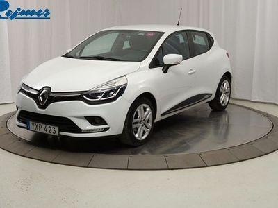 begagnad Renault Clio IV PhII 1.2 16V 75 Zen 5-d 2018, Halvkombi Pris 99 800 kr