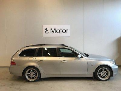 begagnad BMW 530 i Aut Drag Skinn PDC Xenon