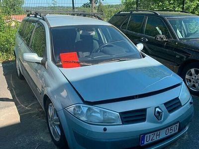 begagnad Renault Mégane 1.6 Kombi