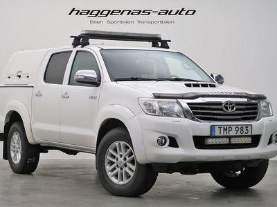 begagnad Toyota HiLux 3.0 171hk / 4x4 / Automat