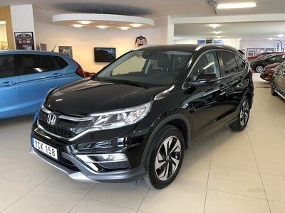 begagnad Honda CR-V 2,0 Executive AUT ADAS 4WD 5400 mil
