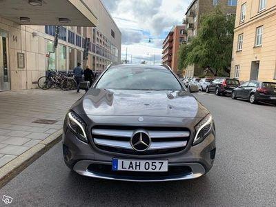 begagnad Mercedes GLA200 (156hk) Svensksåld -15