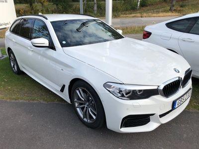 begagnad BMW 520 d xDrive Touring M-Sport (190hk)