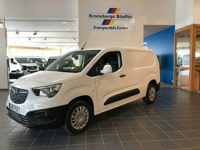 begagnad Opel Combo Cargo 1.5 Euro 6 101hk