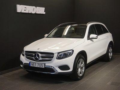 begagnad Mercedes GLC250 d 4M 4MATIC