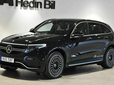 begagnad Mercedes EQC - Benz