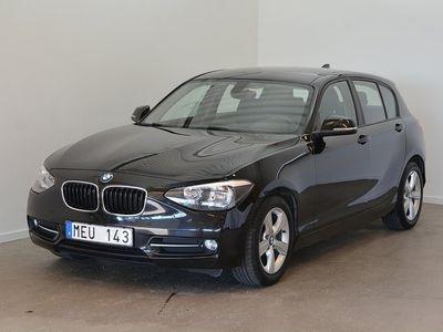 begagnad BMW 116 i Sport line 136hk