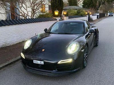 begagnad Porsche 911 Turbo S PDK 560hk Burmeister