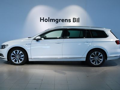 begagnad VW Passat Sc TDi 190 Exec. 4M GT Automat krok